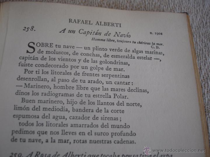 Libros de segunda mano: The Oxford Book of sapnish verse 1942 - Poesía, de la edad media al S. XX. en español - Foto 12 - 48654506