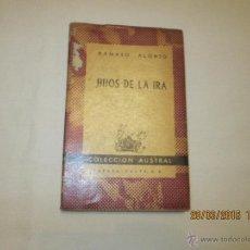 Libros de segunda mano: HIJOS DE LA IRA - DAMASO ALONSO - 1946. Lote 48699552