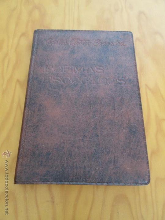 Libros de segunda mano: CARLOS CASTRO SAAVEDRA. POEMAS ESCOGIDOS 1946 - 1974. - Foto 2 - 48936325