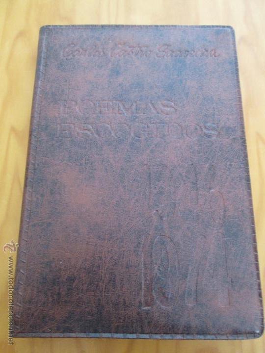 Libros de segunda mano: CARLOS CASTRO SAAVEDRA. POEMAS ESCOGIDOS 1946 - 1974. - Foto 3 - 48936325