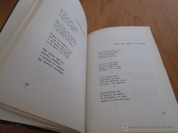 Libros de segunda mano: CARLOS CASTRO SAAVEDRA. POEMAS ESCOGIDOS 1946 - 1974. - Foto 9 - 48936325