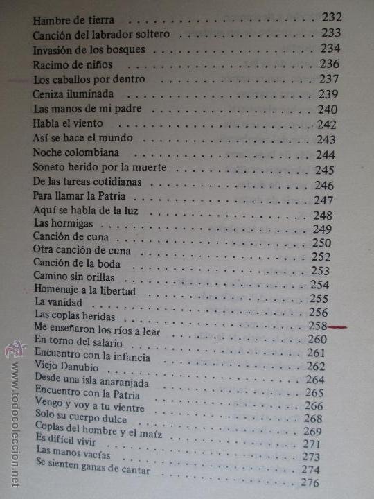 Libros de segunda mano: CARLOS CASTRO SAAVEDRA. POEMAS ESCOGIDOS 1946 - 1974. - Foto 14 - 48936325