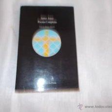 Libros de segunda mano: POESÍAS COMPLETAS JAMES JOYCE. Lote 48974728