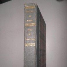 Libros de segunda mano: JOYEL DE ENAMORADAS, CANCIONERO . CRISTOBAL DE CASTRO. AÑO 1939. Lote 49017597
