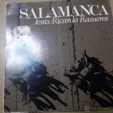 Libros de segunda mano: 53 SONETOS DE AMOR A SALAMANCA-JESÚS-RICARDO RASUEROS-1969-ANAYA-RÚSTICA. Lote 50178357