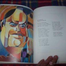 Libros de segunda mano: ROMANCES DE CIEGO( Y ALGUNAS DÉCIMAS ESPINELAS).EPIFANIO IBAÑES.DIBUJOS: CARLOS DÍAS DEL CAMPO.2004.. Lote 50924985