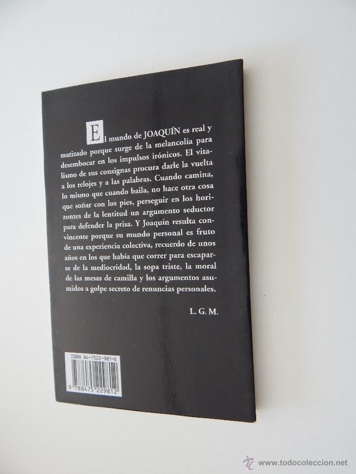 Libros de segunda mano: Ciento volando de catorce - Joaquín Sabina, 2002 - Foto 2 - 51414893
