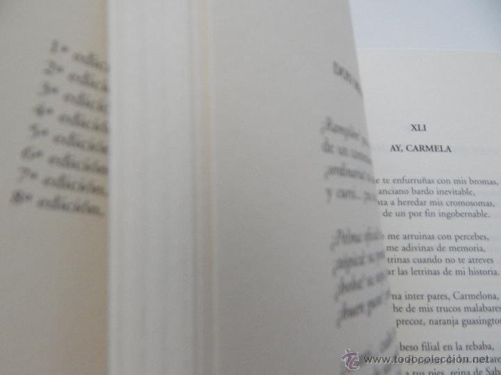 Libros de segunda mano: Ciento volando de catorce - Joaquín Sabina, 2002 - Foto 6 - 51414893