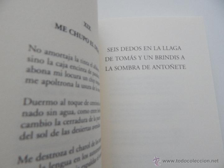 Libros de segunda mano: Ciento volando de catorce - Joaquín Sabina, 2002 - Foto 9 - 51414893