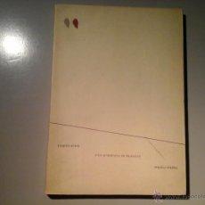 Libros de segunda mano: JACQUES DUPIN. UNA APARIENCIA DE TRAGALUZ. POESÍA / CÁTEDRA. TRAD. JOSÉ MIGUEL ULLÁN. 1ª EDICIÓN.. Lote 52449468
