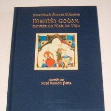 Libros de segunda mano: XOSÉ MARÍA ÁLVAREZ BLÁZQUEZ. MARTÍN CODAX, CANTOR DO MAR DE VIGO. RM71885. . Lote 52539789