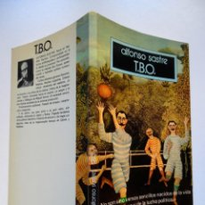 Libros de segunda mano: T.B.O. DE ALFONSO SASTRE.RECOPILACIÓN DE MATERIALES POÉTICOS PROHIBIDOS, CONFLICTIVOS, DENIGRATORIOS. Lote 53209846