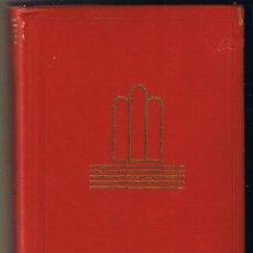 Libros de segunda mano: RIMAS Y LEYENDAS - GUSTAVO ADOLFO BEQUER - AGUILAR 1967. Lote 53494510