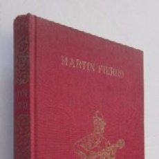 Libros de segunda mano: MARTIN FIERRO. Lote 53765906