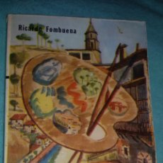 Libros de segunda mano: PINCELADAS POR LA SIERRA DE ALBARRACIN AUTOR RICARDO FOMBUENA EDITOR VASSALLO DE MUMBERT 1980. Lote 53939821