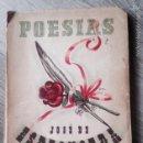 Libros de segunda mano: POESIAS JOSE ESPRONCEDA. Lote 54406882