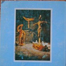 Libros de segunda mano: HOMENAJE A DIEZ POETAS MALAGUEÑOS NOVIEMBRE 1991. Lote 54911076