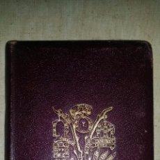 Libros de segunda mano: EL ACABÓSE DEL AÑO Y NUEVO DE 1934 CRUZ Y RAYA PARA TODOS 1934. JOSÉ BERGAMÍN GENERACIÓN DEL 27. Lote 55878804