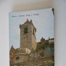 Libros de segunda mano: O, MENORCA! - MONS. ANTONI DEIG I CLOTET BISBE DE MENORCA - 1982. Lote 56390295