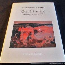 Libros de segunda mano: EVARISTO RIBERA CHEVREMONT, GALICIA. Lote 56587944