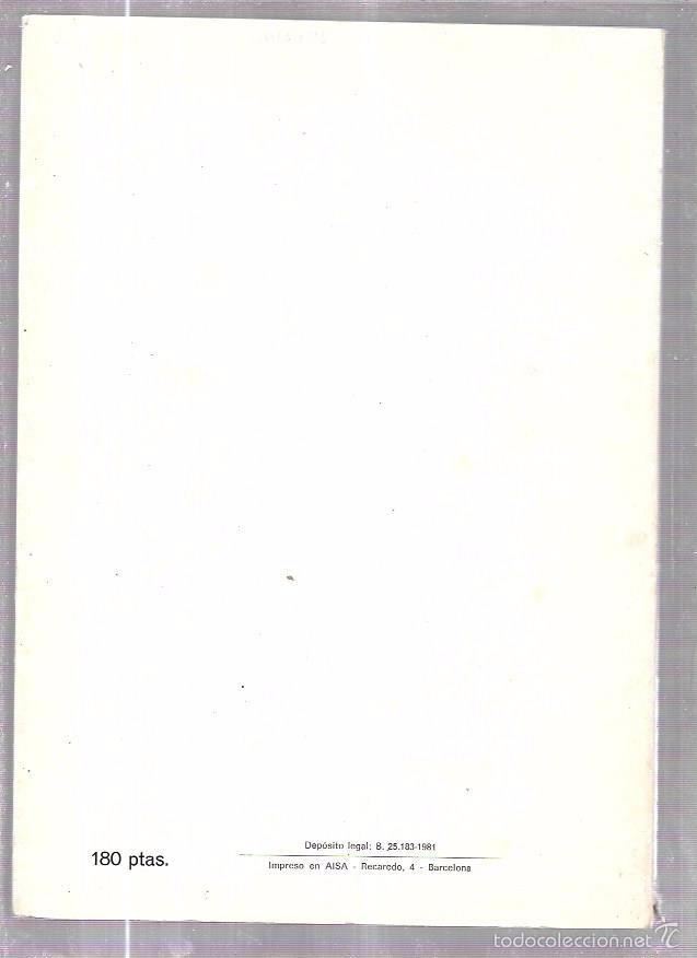 Libros de segunda mano: EL OTRO ROMPIENTE. AÑO 1. NUM. CERO. VERANO. PRIMERA EPOCA. FIRMA RAFAEL ALBERTI EN PORTADA. 1981. - Foto 2 - 56951757