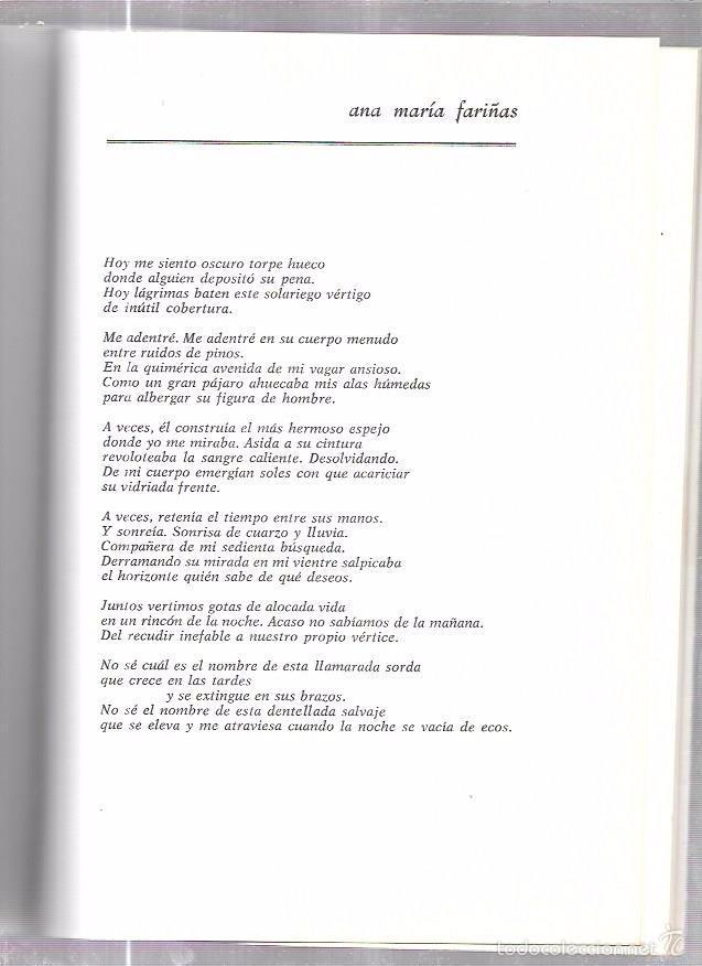 Libros de segunda mano: EL OTRO ROMPIENTE. AÑO 1. NUM. CERO. VERANO. PRIMERA EPOCA. FIRMA RAFAEL ALBERTI EN PORTADA. 1981. - Foto 4 - 56951757