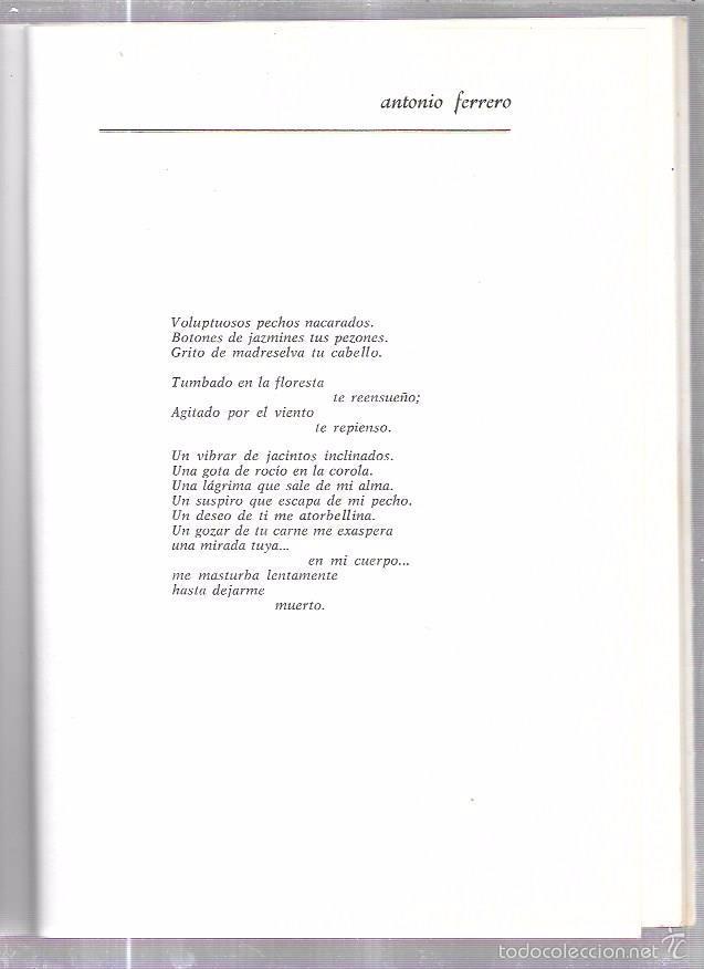Libros de segunda mano: EL OTRO ROMPIENTE. AÑO 1. NUM. CERO. VERANO. PRIMERA EPOCA. FIRMA RAFAEL ALBERTI EN PORTADA. 1981. - Foto 5 - 56951757