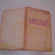 Libros de segunda mano: ANTONIO TOVAR. ARREDORES. RM74853. . Lote 57186464