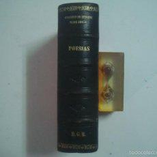 Libros de segunda mano: FERNANDO DE HERRERA. PADRE AROLAS. POESIAS. 1941. LUJOSA EDICIÓN.. Lote 57291510