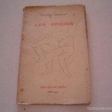 Libros de segunda mano: EDUARDO MOREIRAS. LOS OFICIOS. RM75128. . Lote 57399691