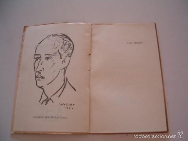 Libros de segunda mano: EDUARDO MOREIRAS. Los Oficios. RM75128. - Foto 4 - 57399691