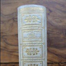 Libros de segunda mano: ODAS ANACREONTICAS Y OTRAS POESÍAS. MELENDEZ VALDES. MONTANER Y SIMON, 1944.. Lote 57437588