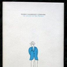 Libros de segunda mano: LA CANCION DE VAN HORNE - CASARIEGO CORDOBA PEDRO .- LIMITADA - NUMERADA. Lote 57730231