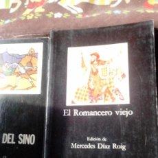 Libros de segunda mano: ROMANCERO VIEJO. Lote 58281004