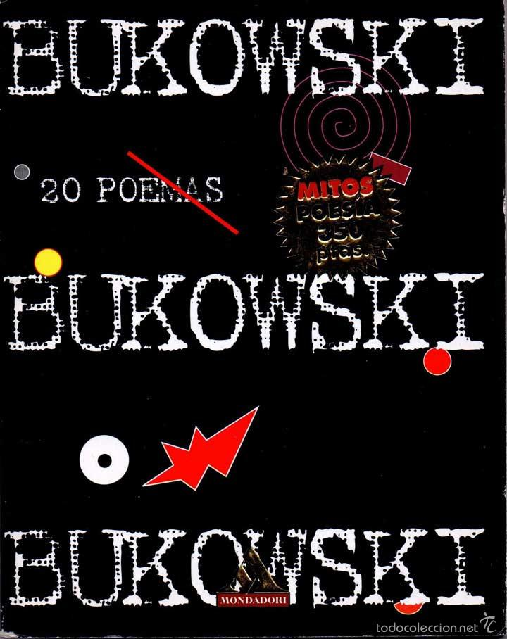 20 Poemas Charles Bukowski Vendido En Venta Directa