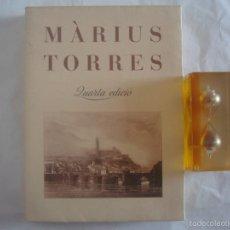 Libros de segunda mano: MÀRIUS TORRES. POESIES. EDITORIAL ARIEL 1964.FOLIO. BUENA EDICIÓN*. Lote 58430335