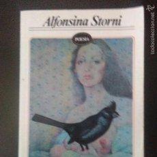 Libros de segunda mano: POESÍA / ALFONSINA STORNI. Lote 58469587