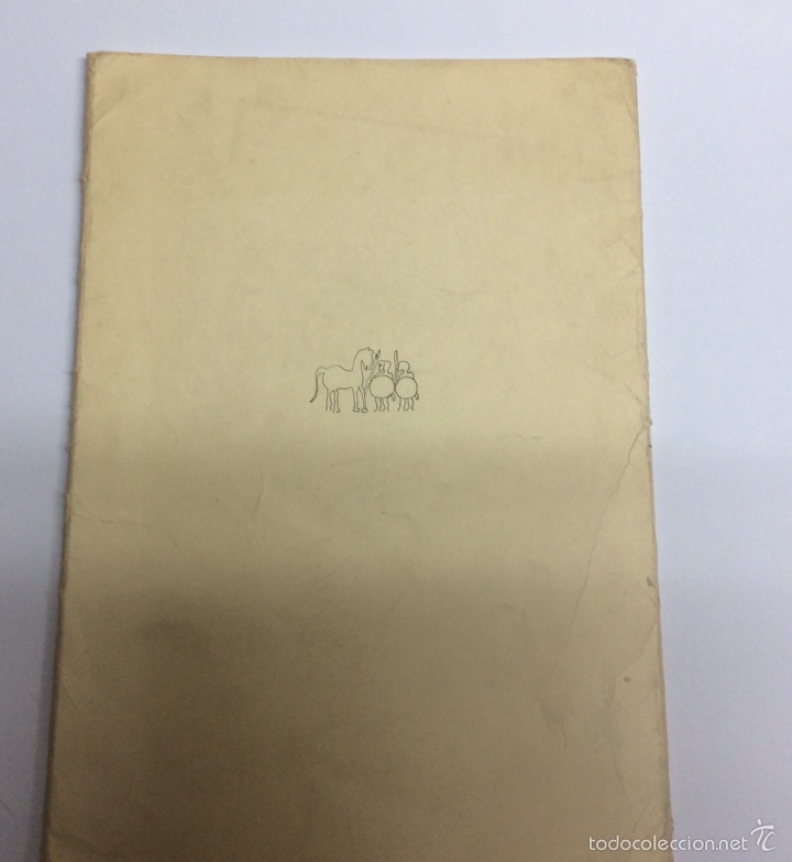 Libros de segunda mano: Pliegos de poesía Peña labra Nº 15 jorge guillen - Foto 4 - 61425369