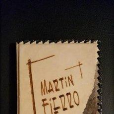 Libros de segunda mano: MARTIN FIERRO. EL GAUCHO MARTIN FIERRO Y LA VUELTA DE MARTIN FIERRO. PRECIOSA EDICION EN PIEL. Lote 66036386