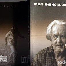 Libros de segunda mano: CARLOS EDMUNDO DE ORY. TEXTOS CRÍTICOS SOBRE SU OBRA. (CÁDIZ (POSTISMO. Lote 67666789