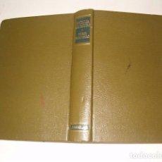Libros de segunda mano: ROSALÍA DE CASTRO. OBRAS COMPLETAS. TOMO I. OBRAS EN VERSO. RMT77748. . Lote 68587389
