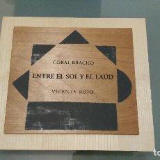 Libros de segunda mano: BRACHO, CORAL.: ENTRE EL SOL Y EL LAÚD.. Lote 71029933