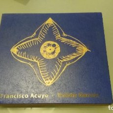 Libros de segunda mano: ACUYO, FRANCISCO: CUATRO POEMAS HERMÉTICOS.. Lote 71032321