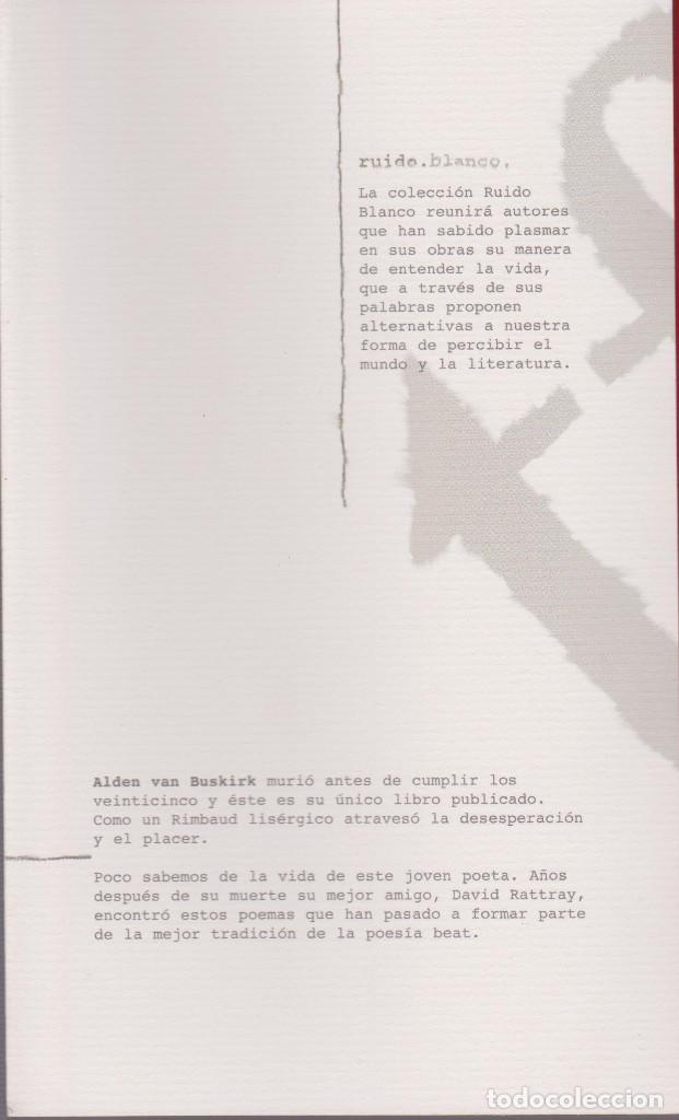 Libros de segunda mano: LAMI - ALDEN VAN BUSKIRK - 2003 - BUEN ESTADO - Foto 2 - 71837171