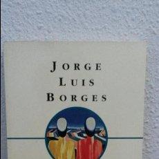 Libros de segunda mano: EL OTRO, EL MISMO. JORGE LUIS BORGES. EMECE BUENOS AIRES 1996. OBRA POETICA.. Lote 72315819