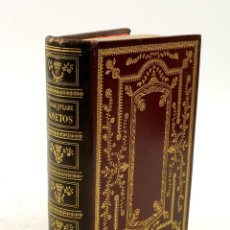 Libros de segunda mano: SHAKESPEARE, SONETOS. ILUSTRACIONES DE MARTA RIBAS, MONTANER Y SIMÓN, 1944. 14X18CM. Lote 72735123