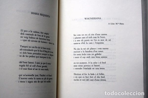 Libros de segunda mano: RUA DE LLIBRES - JOAN BROSSA - 1980 - PRIMERA EDICION - TAPIES - Foto 5 - 73420983