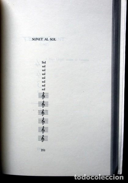 Libros de segunda mano: RUA DE LLIBRES - JOAN BROSSA - 1980 - PRIMERA EDICION - TAPIES - Foto 6 - 73420983
