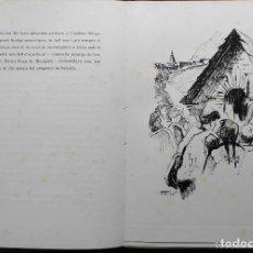 Libros de segunda mano: VERSOS I PROSES DE LA VALL D'ARÁN PER PERE BENAVENT - 1948 - ANTONI GELABERT. Lote 73576083