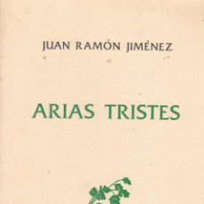 Juan Ramón Jiménez Arias Tristes Madrid 1981 Sold Through Direct Sale 73659779